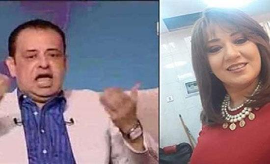 أول رد من مذيعة  رانيا الجبالي على اتهامها بالجمع بين زوجين