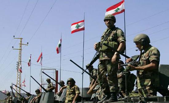 الجيش اللبناني: 16 خرقاً إسرائيلياً لأجواء لبنان