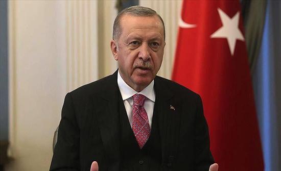 أردوغان: تركيا ستواصل انتزاع حقوقها دون التعدي على الآخرين