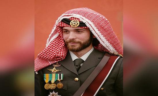 الأمير هاشم يحضر افتتاح مسجد بمدينة شالي في جمهورية الشيشان