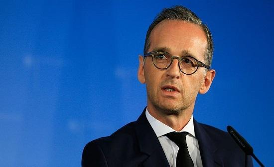 وزير الخارجية الألماني يحذر من التصعيد العسكري مع إيران