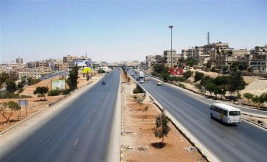 تحويلات مرورية على اتوستراد عمان الزرقاء غدًا