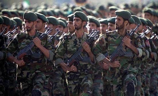 الحرس الثوري الإيراني يعلن عن ضبط شحنة أسلحة جنوب شرق البلاد