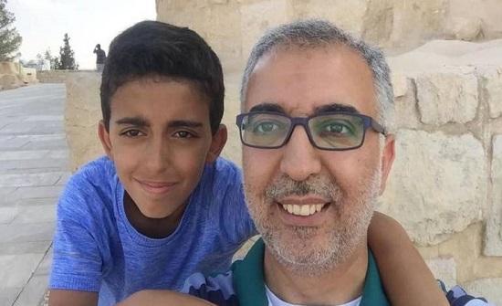 لحظة سقوط الطفل الدراس بمدينة الملاهي .. شاهد