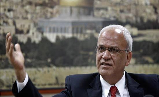 عريقات: منظمة التحرير ترفض إدراج هنية على قائمة الاٍرهاب