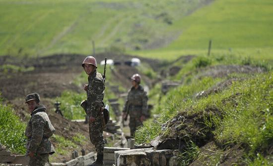قوات قره باغ تعلن مقتل 16 من عناصرها بالاشتباكات مع جيش أذربيجان