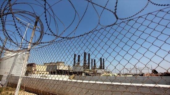محطة توليد الكهرباء بغزة ستتوقف عن العمل بسبب نفاد الوقود