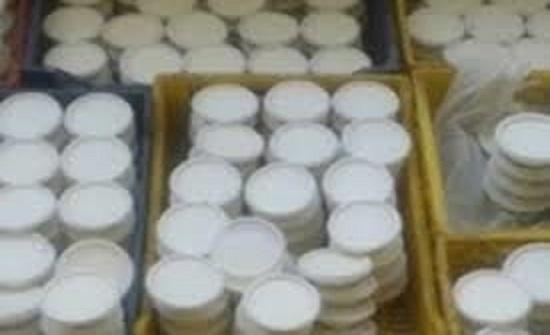 جرش: إتلاف 2500 كغم ألبان منتهية الصلاحية