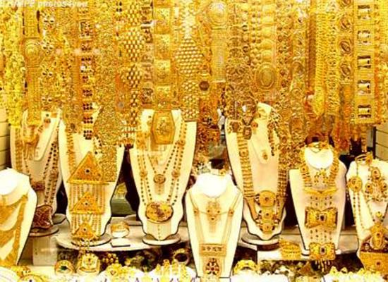 ارتفاع أسعار الذهب لأعلى مستوى فى أسبوع