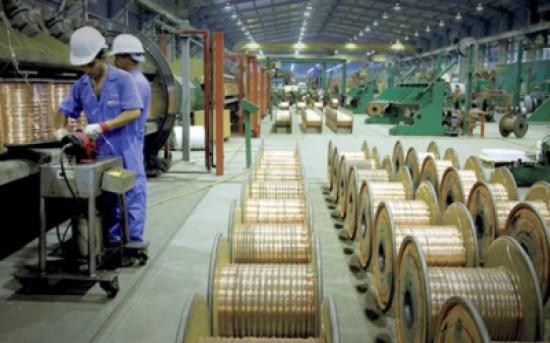 ارتفاع الرقم القياسي لأسعار المنتجين الصناعيين 27ر9 % حتى تموز
