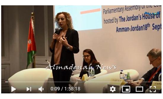 بالصور والفيديو : تسجيل وقائع مؤتمر الجمعية البرلمانية لمجلس أوروبا .. الامكانات الاقتصادية للمغتربين