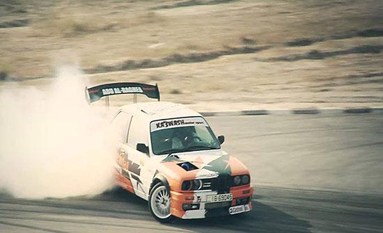 رياضة السيارات تعلن عن إجراءات الوقاية خلال المنافسات