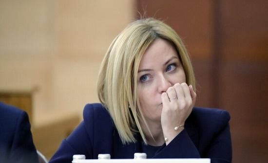 تشخيص إصابة وزيرة الثقافة الروسية بفيروس كورونا