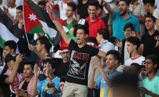 أمن الدولة تبدأ محاكمة 4 متهمين اطلقوا عبارات مسيئة في مباراة الأردن والكويت