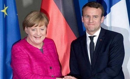 زعماء أوروبيون بينهم ميركل وماكرون يطلقون نداءً دوليا لجمع التبرعات لمواجهة كورونا
