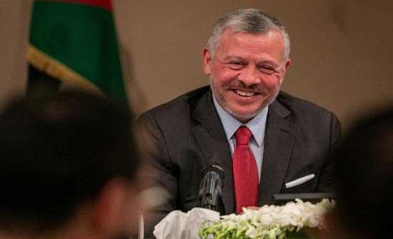 الملك يتلقى اتصالا هاتفيا من الرئيس الأوكراني