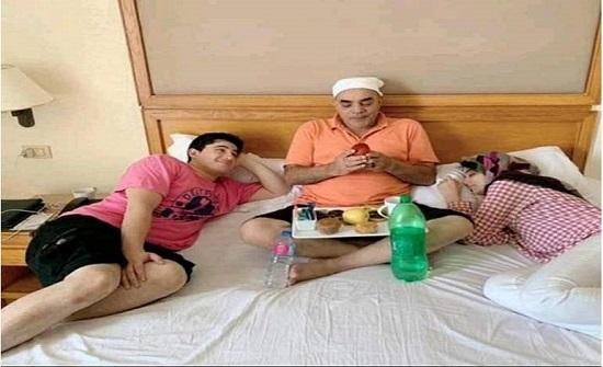 مصر : اب يقتحم غرفة ابنته المتزوجة حديثا .. ويشاركها شهر العسل