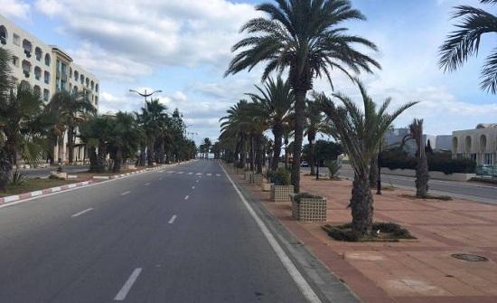تونس تمدد حظر التجول حتى 14 شباط لمجابهة كورونا