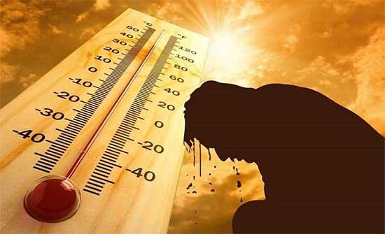 الارصاد تحذر من خطر التعرض المباشر لأشعة الشمس