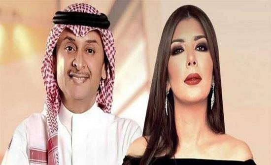 """عبد المجيد عبد الله لـ أصالة :""""الاغنية اللي تعجبك تغنيها بدون الرجوع لصاحبها"""" وهي تردّ"""