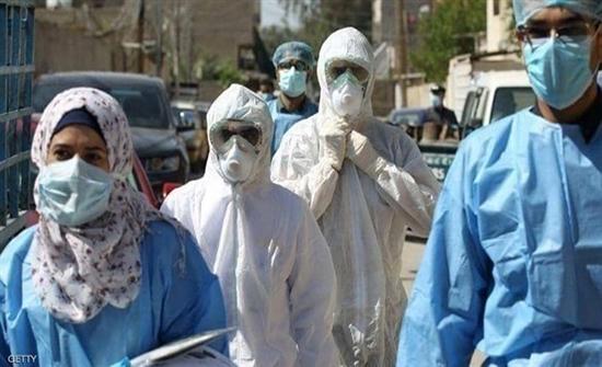 العراق: 65 وفاة و3808 إصابات بفيروس كورونا