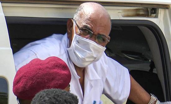 الجنائية الدولية تطلب تسليم حليف للبشير خلال شهر