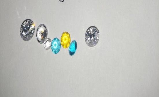 """اربد : القبض على شخص عرض """"الماس"""" مزيف للبيع مقابل مليون دينار"""