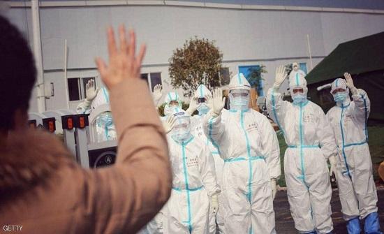 بالفيديو:ردة فعل ممرضات اسبانيات بعد شفاء اول حالة من الكورونا
