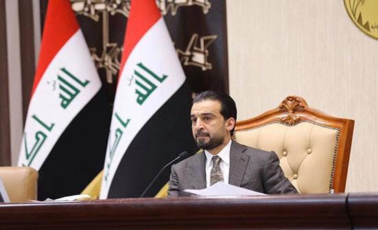رئيس برلمان العراق يعلن الالتزام بخارطة المرجعية الشيعية