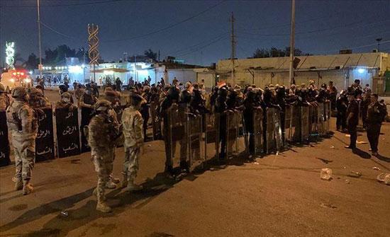 الجيش يرفع حظر التجوال الليلي في العاصمة العراقية