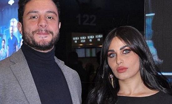 """زوجة أحمد الفيشاوي ترد على منتقدي رقصها في الشارع: """"انتو ناس تافهين وفاضيين""""- (فيديو)"""