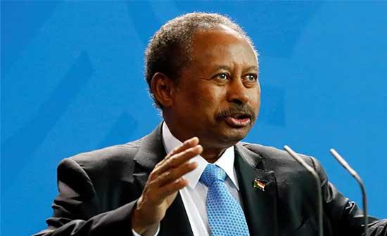 حمدوك يدعو نظيريه المصري والإثيوبي إلى اجتماع قمة من أجل سد النهضة