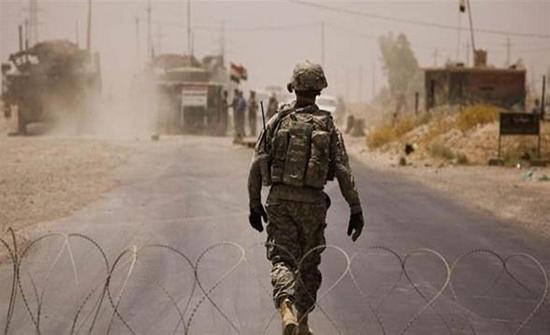 مقتل جندي أميركي بالعراق