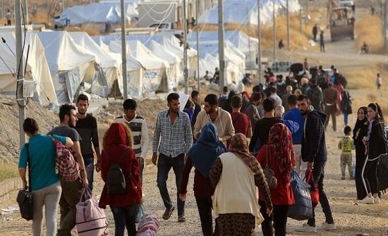 الكاظمي يؤكد حرص حكومته على عودة جميع النازحين إلى مناطقهم