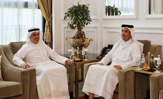 تأكيد أمريكي على دور قطر والكويت في حفظ الأمن الإقليمي