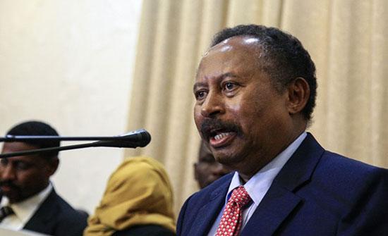 """رئيس وزراء السودان يتطلع """"لنتائج إيجابية"""" بزيارته لأمريكا"""