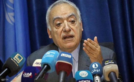مبعوث أممي ينتقد التدخلات الأجنبية في الشأن الليبي