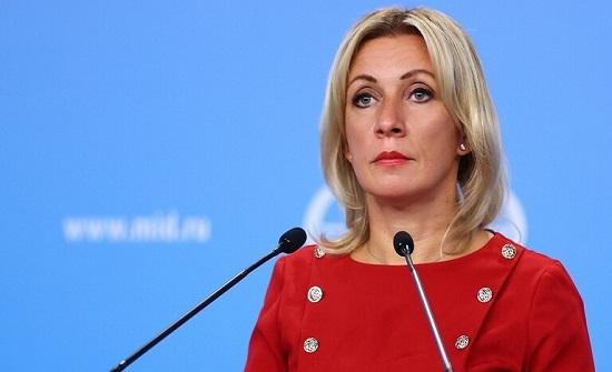 زاخاروفا: تصريحات البيت الأبيض حول روسيا مثيرة للدهشة