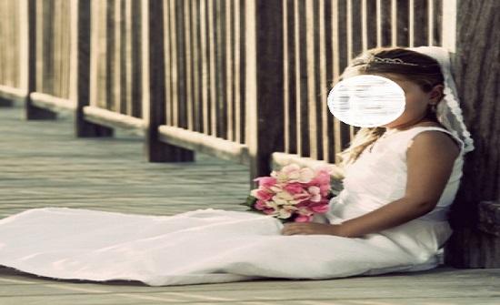 بالفيديو ..  طفلة مصرية  تهرب من زوجها وأسرتها وتسلم نفسها للشرطة