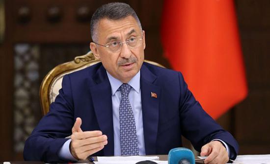 نائب أردوغان: سنواصل العمل مع الإدارة الأمريكية الجديدة