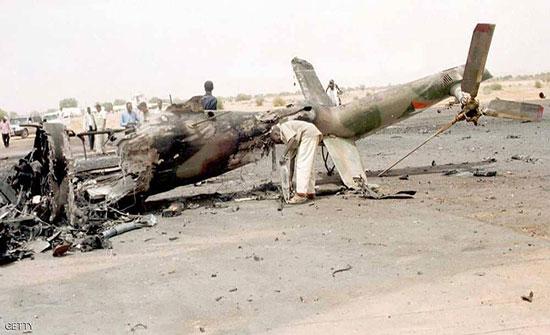 روسيا: مقتل طيارين في تحطم مروحية عسكرية