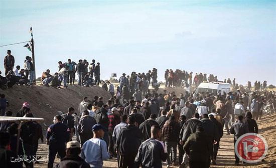 """غزة تستعد لجمعة """"الوفاء للشهداء"""""""