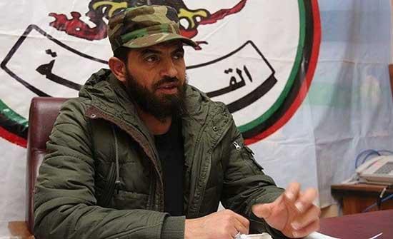 نيابة بنغازي توقف شخصين بشبهة التورط في قتل الورفلي