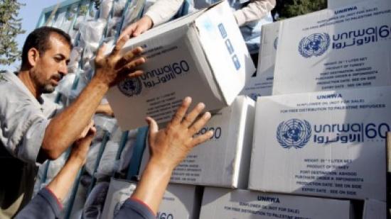 أونروا تطالب بتسهيل ادخال المساعدات الى مخيم اليرموك