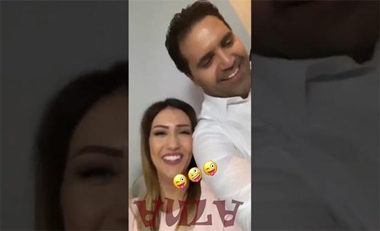 شاهد: مرشح رئاسي تونسي يثير جدلا بفيديو مع زوجته