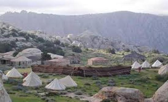 إغلاق مخيم الرمانة في ضانا أمام الزوار المحليين