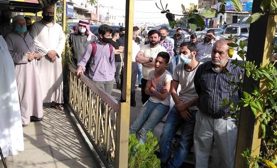 بالصور : فعاليات أردنية نصرة للقدس ورفضا لاعتداءات الاحتلال