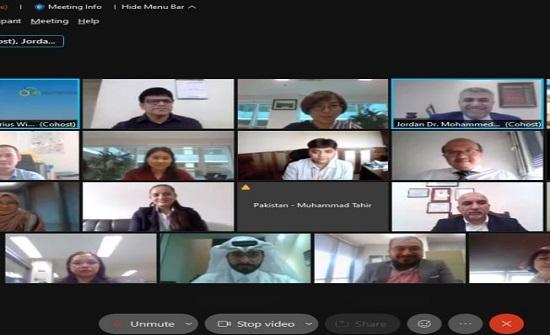 اجتماع إقليمي لمؤتمرات متعددة لمنطقة آسيا والمحيط الهادي