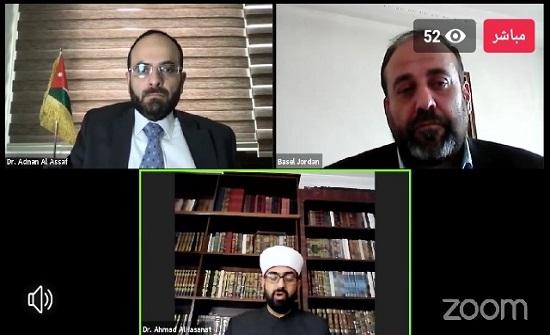 """كلية الشريعة في """"الأردنية"""" تنظم ندوة بعنوان """"شهر رمضان عمل وإحسان"""""""