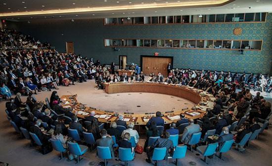 مجلس الأمن يعقد اجتماعا لبحث قرارات الاحتلال بالضم
